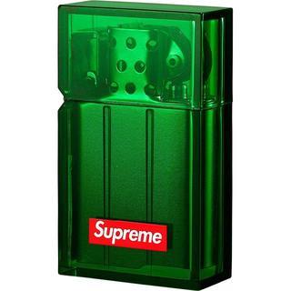シュプリーム(Supreme)のシュプリーム ライター グリーン Lighter Green(タバコグッズ)