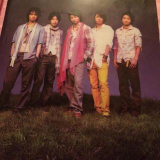 嵐 2008コンサートグッズ ファイル(アイドルグッズ)