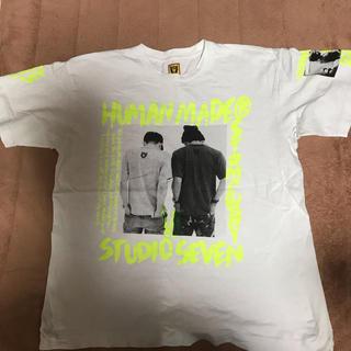 トゥエンティーフォーカラッツ(24karats)のhuman made Tシャツ(Tシャツ/カットソー(半袖/袖なし))