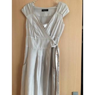 ジャスグリッティー(JUSGLITTY)の最終価格☆ジャスグリッティー ワンピース ドレス(ミディアムドレス)