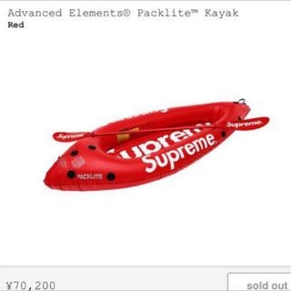 シュプリーム(Supreme)のKayak Supreme シュプリーム カヤック カヌー ボート(その他)