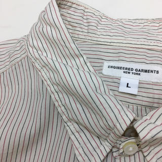 エンジニアードガーメンツ(Engineered Garments)のサイズL engineered garments エンジニアード ガーメンツ(シャツ)