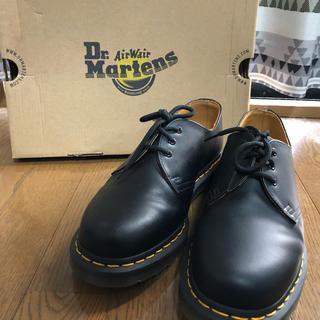 ドクターマーチン(Dr.Martens)のDr.martens 3-EYE プレーントウ(ブーツ)