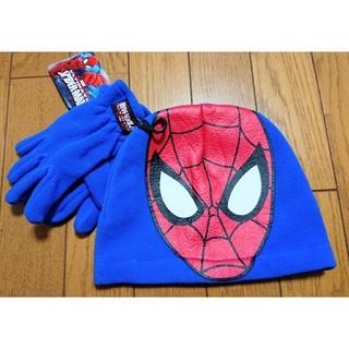 マーベル(MARVEL)の新品★マーベル スパイダーマン キッズ ウィンター ビーニー   送料無料(帽子)