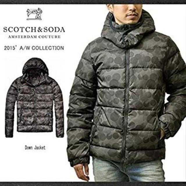 SCOTCH & SODA(スコッチアンドソーダ)の【 美品】✩スコッチアンドソーダ✩ダウンジャケット✩ メンズのジャケット/アウター(ダウンジャケット)の商品写真