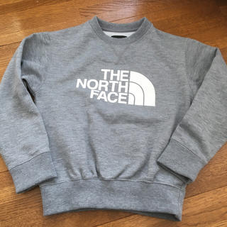ザノースフェイス(THE NORTH FACE)のノースフェイス★トレーナー美品(Tシャツ/カットソー)