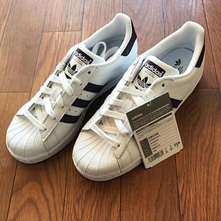 アディダス(adidas)のadidas スーパースター 22.5cm 未使用品(スニーカー)