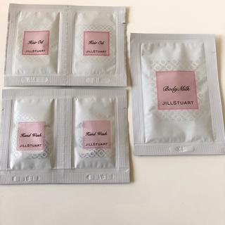ジルバイジルスチュアート(JILL by JILLSTUART)のジルスチュアート サンプル 試供品(ボディローション/ミルク)