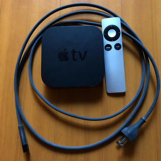 Apple - アップルTV  Apple TV