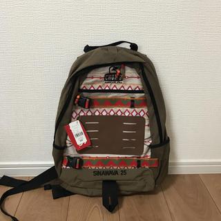 チャムス(CHUMS)の【新品】CHUMS チャムス SINAWAVA 25 バックパック リュック(バッグパック/リュック)