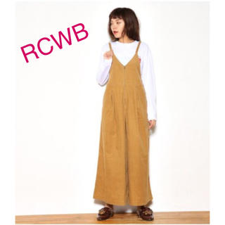 RODEO CROWNS WIDE BOWL - RCWB フレアサロペット