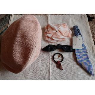 マーキュリーデュオ(MERCURYDUO)の【大特価】ベレー帽などヘアアクセサリー(バレッタ/ヘアクリップ)