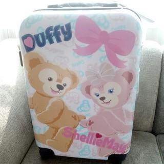 Disney - 香港ディズニー ダッフィースーツケース