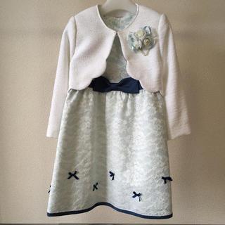 プティマイン(petit main)のプティマイン petit main 入学式 女の子 110cm ワンピース(ドレス/フォーマル)