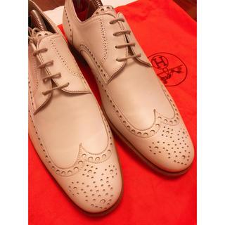 エルメス(Hermes)のHERMES 革靴 未使用品(ドレス/ビジネス)