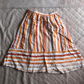 イッカ(ikka)のikka スカート(ロングスカート)