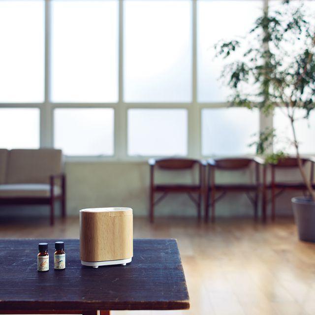 生活の木(セイカツノキ)の生活の木★アロモア ウッド ディフューザー  コスメ/美容のリラクゼーション(アロマディフューザー)の商品写真