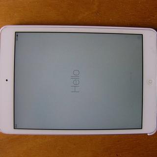 アップル(Apple)の<値下げ>Apple(アップル)のiPad mini(タブレット)