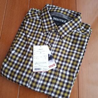 マーモット(MARMOT)のマーモット フランネルシャツ 長袖シャツ XL(シャツ)