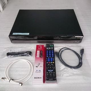 SONY - SONYブルーレイレコーダー BDZ-RX35 2番組同時録画美品動作確認済み