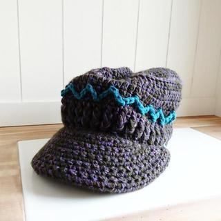 グルービーカラーズ(Groovy Colors)のGroovy Colors グルービー カラーズ ニット帽 397(帽子)