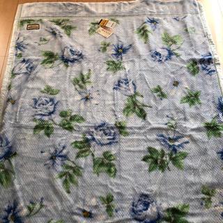 ニシカワ(西川)の(株)京都西川の高級毛布【未使用品】(毛布)