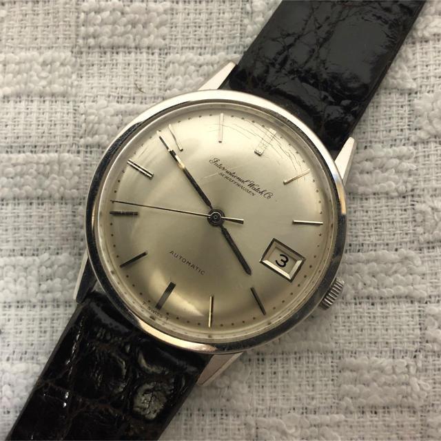IWC - IWC シャウハウゼン インターナショナル ウォッチ カンパニー 自動巻き 時計の通販