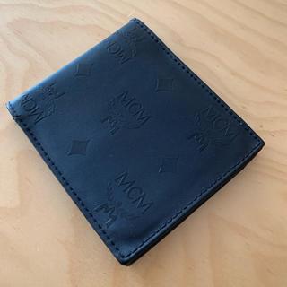 エムシーエム(MCM)のMCM 二つ折財布(折り財布)