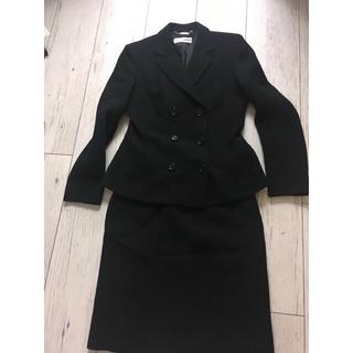 ドルチェアンドガッバーナ(DOLCE&GABBANA)の【D & G ドルチェ&ガッバーナ】黒 スーツ(スーツ)