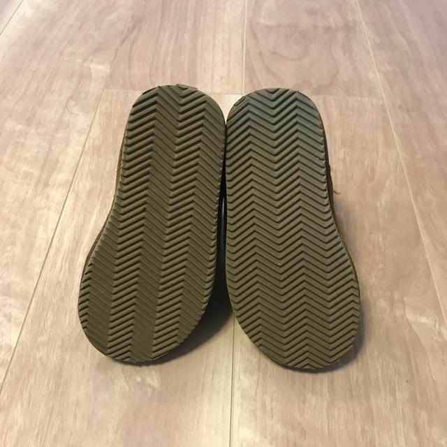 VANS(ヴァンズ)のキッズ VANS ブーツ キッズ/ベビー/マタニティのキッズ靴/シューズ(15cm~)(ブーツ)の商品写真