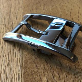 カルティエ(Cartier)のCartier カルティエ  ベルト タンク バックルのみ 3cm(ベルト)