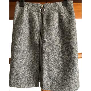 エムズエキサイト(EMSEXCITE)の台形スカート(ミニスカート)