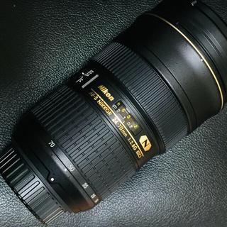 ニコン(Nikon)の【メーカー点検済】Nikon ニコン AF-S 24-70mm f/2.8G(レンズ(ズーム))