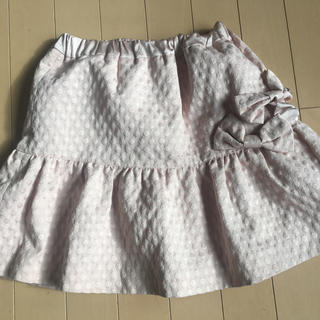 バービー(Barbie)のバービー 140 リボン ティアードスカート(スカート)