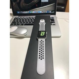 アップルウォッチ(Apple Watch)のApple Watch Sr3 38mm(スマートフォン本体)
