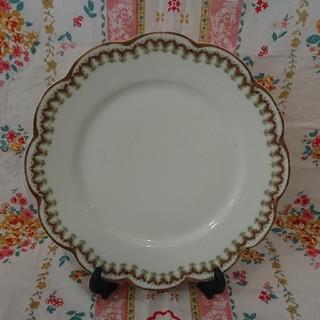 アビランド(Haviland)のリモージュ焼 アビランド サラダ・ケーキ皿(食器)