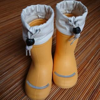 ムジルシリョウヒン(MUJI (無印良品))の無印良品 長靴 14−15cm(長靴/レインシューズ)