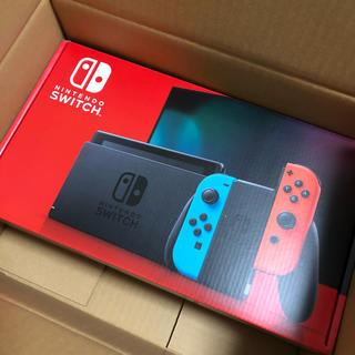 ニンテンドースイッチ(Nintendo Switch)のNintendo  Switch スイッチ 新品 新型 新モデル 未開封 未使用(家庭用ゲーム機本体)
