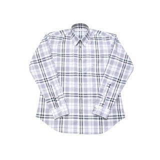 ジョンローレンスサリバン(JOHN LAWRENCE SULLIVAN)の18ssジョンローレンスサリバン チェックシャツ(シャツ)