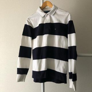 トミーヒルフィガー(TOMMY HILFIGER)の[古着屋購入]Tommy hilfiger ポロシャツ Lサイズ(ポロシャツ)