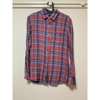レイジブルー(RAGEBLUE)のMelan Cleuge メランクルージュ  チェックシャツ ネルシャツ(シャツ)