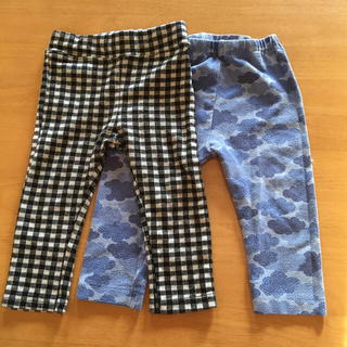 エフオーキッズ(F.O.KIDS)のF.O.KIDS ユニクロ パンツ ズボン 男の子 80サイズ まとめ売り(パンツ)
