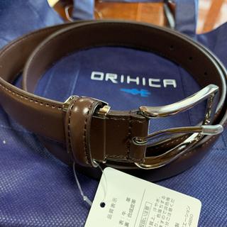 オリヒカ(ORIHICA)のORIHICA オリヒカ  ビジネス ベルト ブラウン(ベルト)