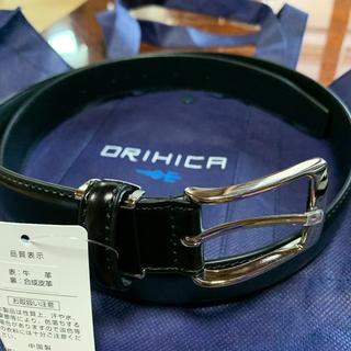 ORIHICA - オリヒカ ORIHICA ビジネス ベルト ブラック