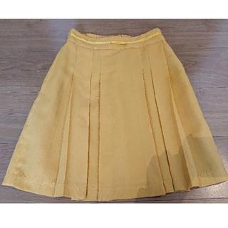 プーラフリーム(pour la frime)のフレアスカート プリーツスカート スカート 膝丈スカート S プーラ フリーム(ひざ丈スカート)