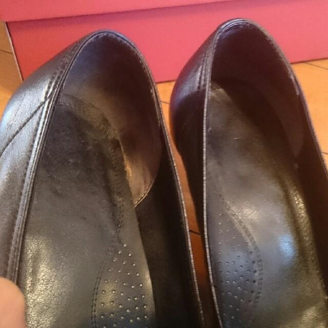 REGAL(リーガル)のパンプス24㎝ レディースの靴/シューズ(ハイヒール/パンプス)の商品写真