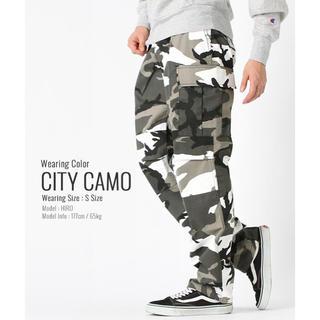 ロスコ(ROTHCO)のロスコ カーゴパンツ CityCAMO(ワークパンツ/カーゴパンツ)