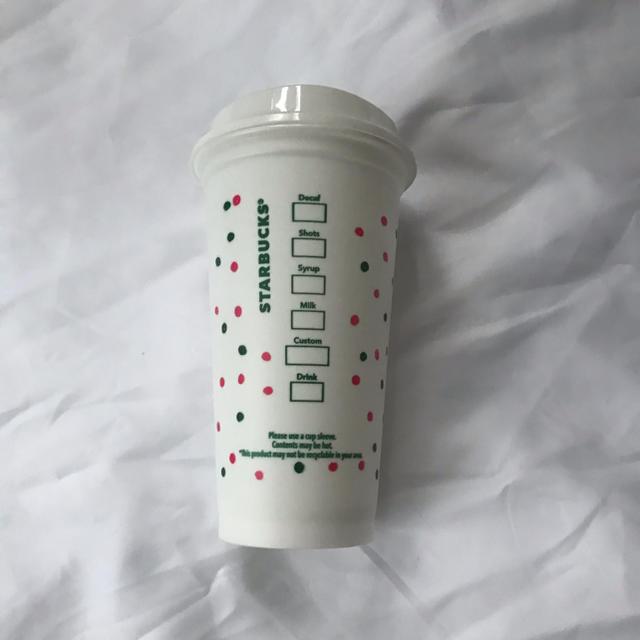Starbucks Coffee(スターバックスコーヒー)のスターバックス reusable ボトル インテリア/住まい/日用品のキッチン/食器(タンブラー)の商品写真