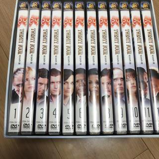 ★ 24-TWENTY FOUR- シーズンⅢ DVDコレクターズ・ボックス(外国映画)