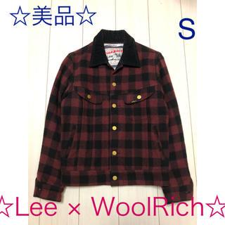 ウールリッチ(WOOLRICH)の【美品】Lee × WOOLRICH ストームライダー(ブルゾン)